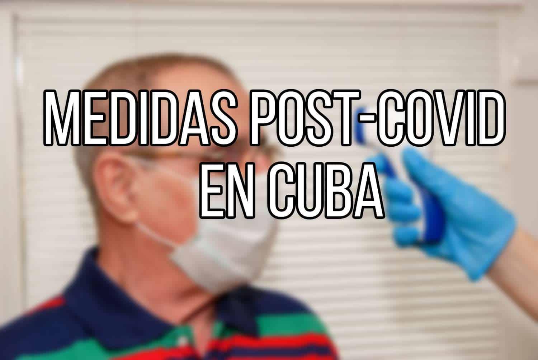 medidas post covid-19 en cuba