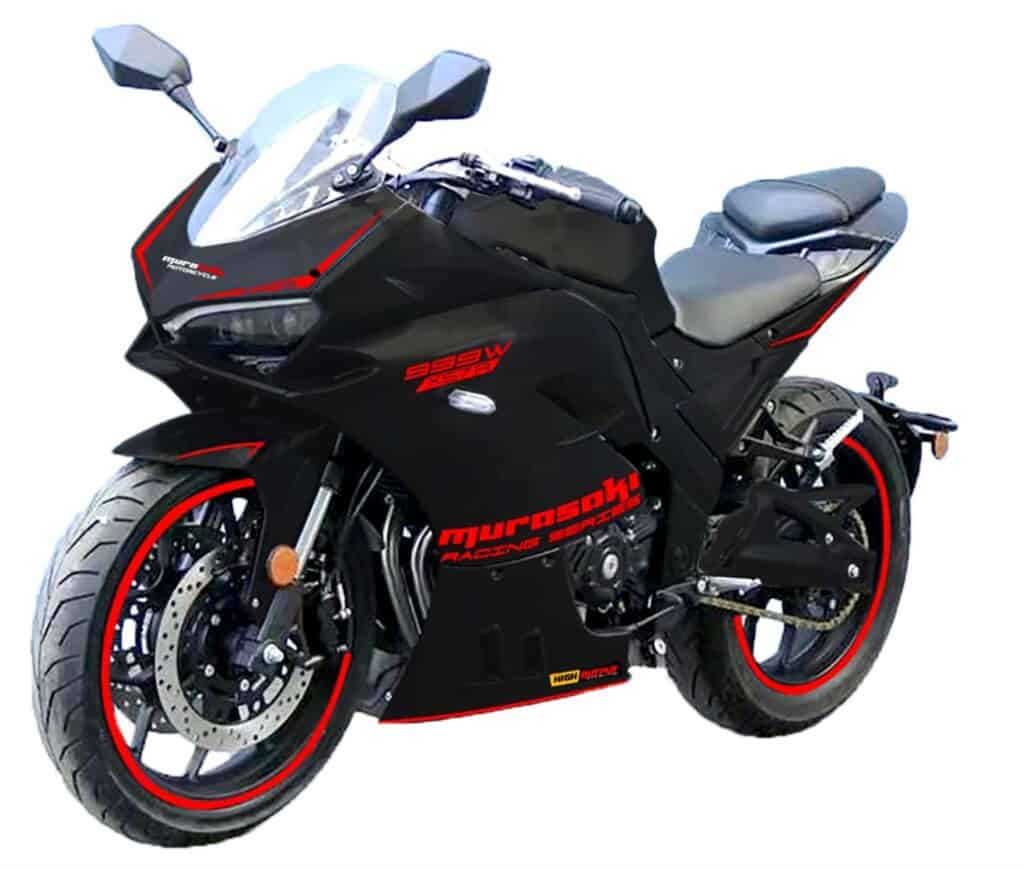 moto electrica de carrera