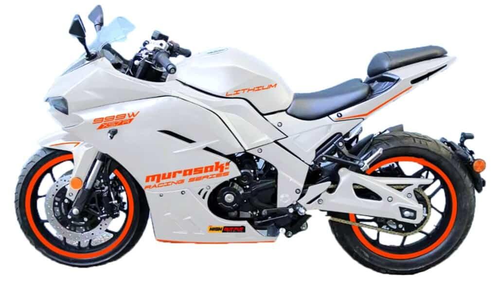 moto electrica murasaki racing 2021 para Cuba