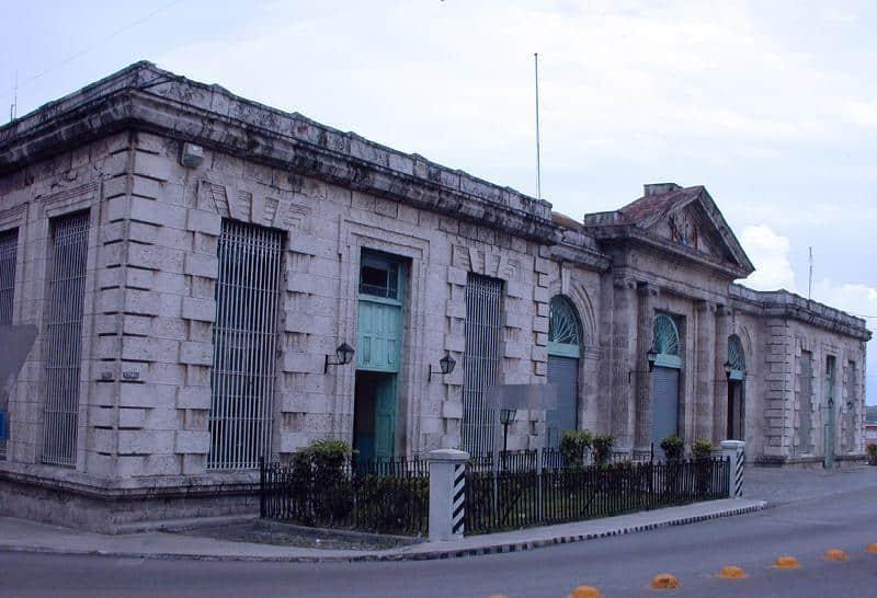 Museo Casa de Los Bomberos, Cuba