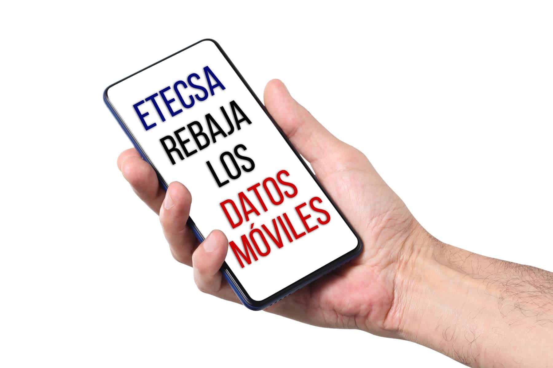 nuevo precio de datos móviles en cuba
