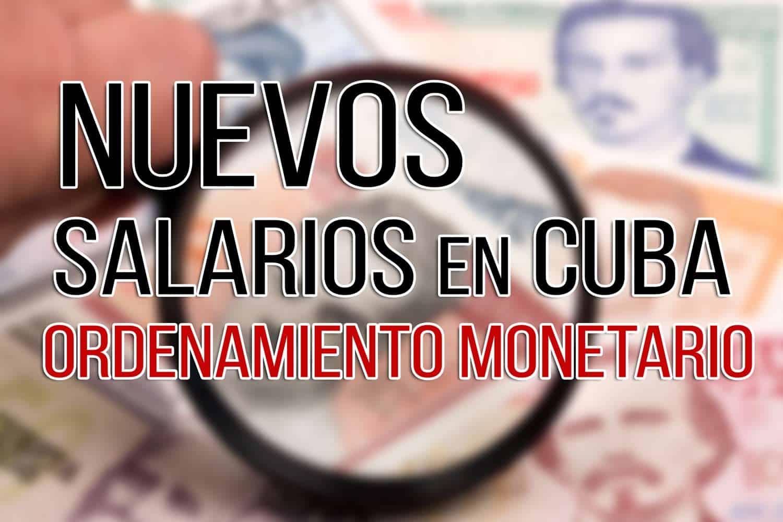 nuevos aumentos de salarios en cuba