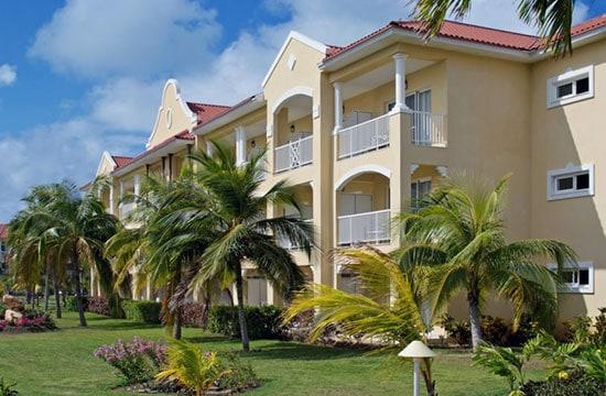 Vista exterior del Hotel Paradisus Princesa del Mar
