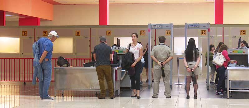pasajeros aduana cuba