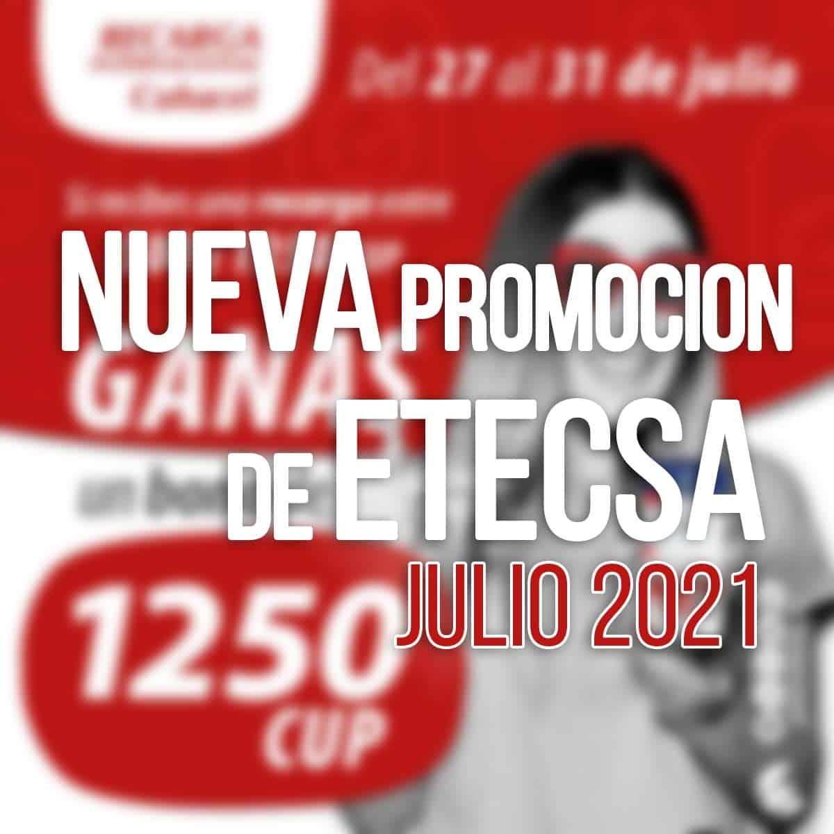promocion recarga del exterior etecsa julio 2021
