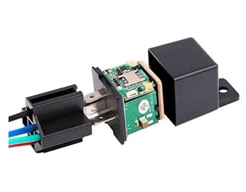 rastreador GPS para moto electrica