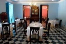 Vista del Restaurante El Condado