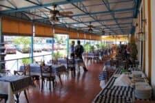 Vista del Restaurante El Templete