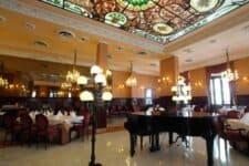 Vista del Restaurante Café del Oriente