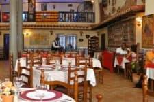 Vista del Restaurante El Baturro