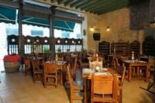 Vista del Restaurante El Mesón de la Flota