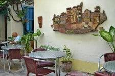 Vista del Restaurante Casa de la Parra