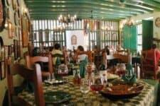 Vista del Restaurante La Paella