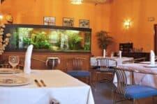 Vista del Restaurante Puerto de Sagua