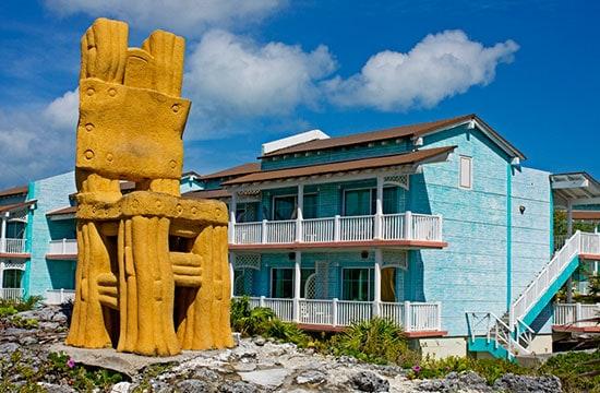 Vista del Hotel Sol Cayo Largo