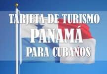 tarjeta de turismo