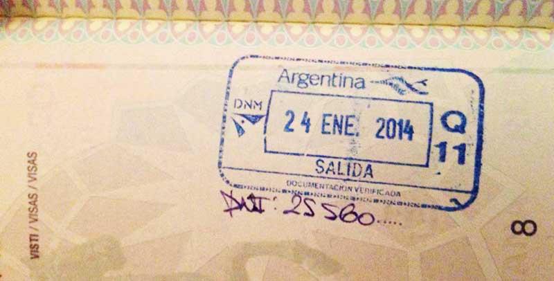 Visa De Negocios Para Viajar A Cuba Por Trabajo: Visa Para Cubanos Viajar A Argentina 2017