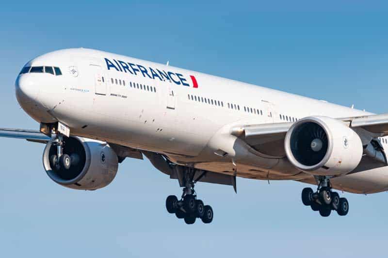 vuelos air france europa cuba julio 2021