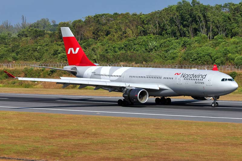 vuelos con nordwind cuba rusia julio 2021
