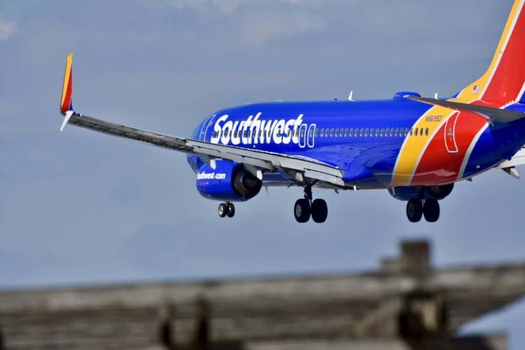 vuelos con southwest estados unidos cuba septiembre