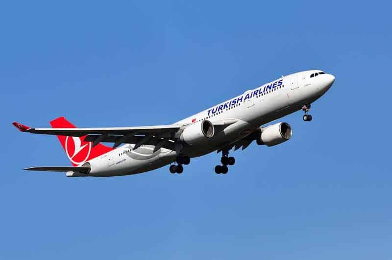 vuelos cuba europa turkish airlines turquia julio 2021