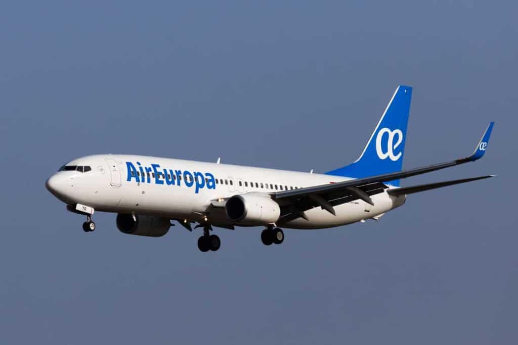 vuelos españa cuba con aireuropa septiembre 2021