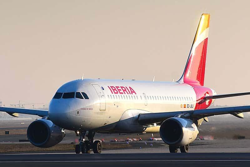 vuelos espana cuba iberia julio 2021