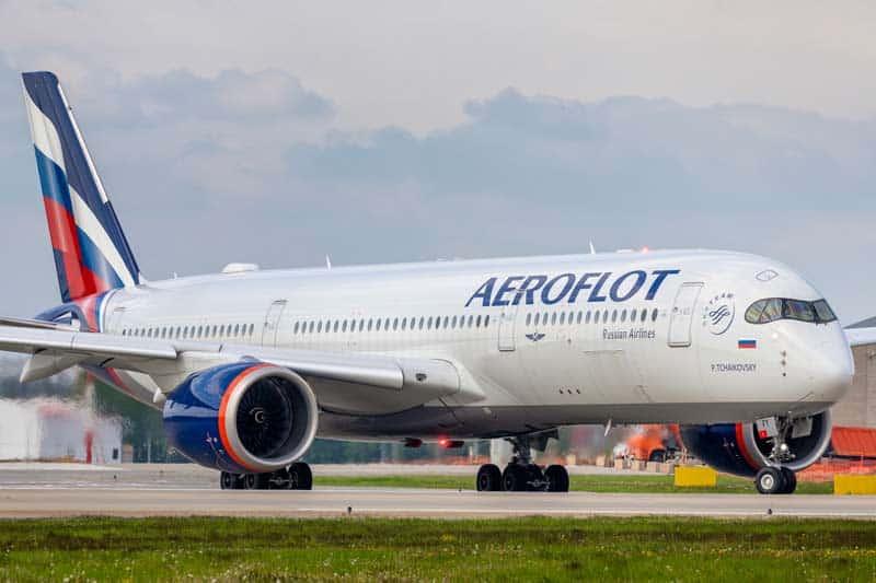 vuelos rusia cuba aeroflot julio 2021