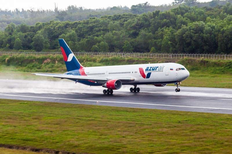 vuelos rusia cuba con azur air julio 2021