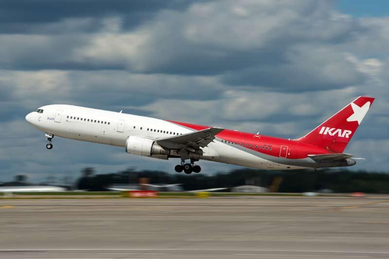 vuelos rusia cuba con ikar airlines julio 2021
