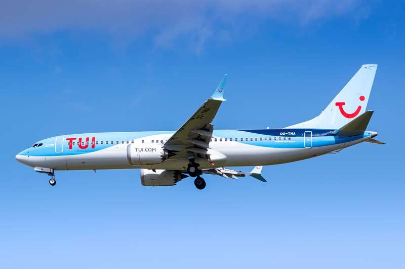 vuelos tui europa cuba julio 2021